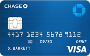 Chase Bank Card
